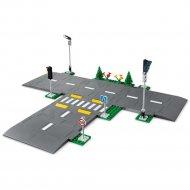 Конструктор «LEGO» City Supplementary, Перекрёсток