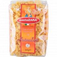 Макаронные изделия «Pasta Zara» №17 зверюшки, 500 г.