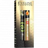 Набор подарочный «Eveline» тушь для ресниц+сыворотка 5в1 для ресниц.