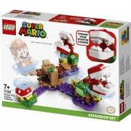 Конструктор «LEGO» Super Mario, Загадочное испытание растения-пираньи