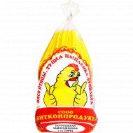Тушка цыплёнка-бройлера «Витконпродукт» замороженная, 1 кг., фасовка 1.7-2.1 кг