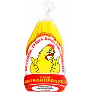 Тушка цыплёнка-бройлера «Витконпродукт» потрошеная, замороженная, 1 к., фасовка 1.7-2.1 кг
