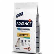 Корм для стерилизованных кошек «Advance» Sensitive, лосось, 10 кг.