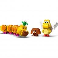 Конструктор «LEGO» Super Mario, Ядовитое болото егозы