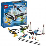 Конструктор «LEGO» City Airport, Воздушная гонка