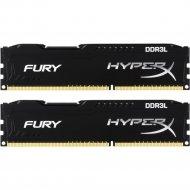 Оперативная память «HyperX» Fury 2x8GB PC3-14900 HX318LC11FBK2/16.