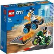 Конструктор «LEGO» City, Команда каскадёров
