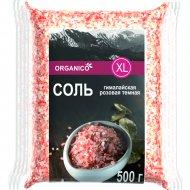 Соль гималайская «Organico» розовая, каменная, XL, 500 г.