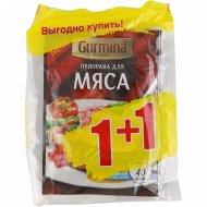 Приправа для мяса «Gurmina» 1+1, 80 г.