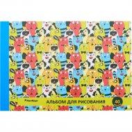 Альбом для рисования «HanzKoger» 40 листов.