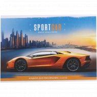 Альбом для рисования «Авто. Race challenge» 12 листов.