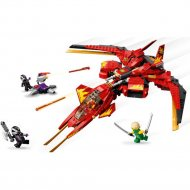 Конструктор «LEGO» Ninjago Legacy, Истребитель Кая