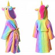 Детский халат «Единорог» размер 120, 51014.