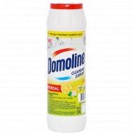 Порошок чистящий «Domoline» универсальный, лимон 500 г.