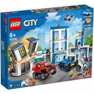 Конструктор «LEGO» City Police, Полицейский участок