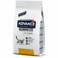 Сухой корм для кошек «Advance» VetDiet, патология почек, 1.5 кг.