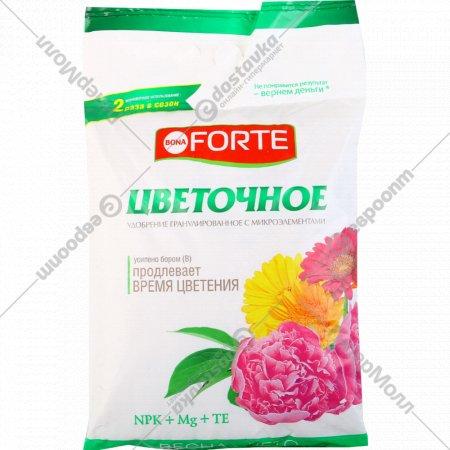 Удобрение «Bona Forte» цветочное, 2.5 кг.
