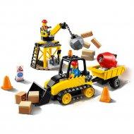 Конструктор «LEGO» City Great Vehicles, Строительный бульдозер