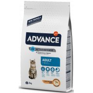 Сухой корм «Advance» для взрослых кошек, 3 кг.