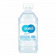 Вода питьевая «Aura» негазированная, 5 л.