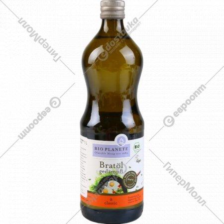 Масло подсолнечное «Bio» нерафинированное дезодорированное, 1 л.
