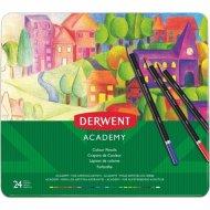 Набор карандашей «Derwent» 24 цвета, 2301938