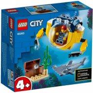 Конструктор «LEGO» City Oceans, Океан: мини-подлодка