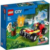 Конструктор «LEGO» City Fire, Лесные пожарные