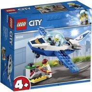 Конструктор «LEGO» City, Воздушная полиция: патрульный самолёт