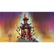 Конструктор «LEGO» Ninjago Ciber, Императорский храм Безумия