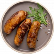 Колбаса «Деревенская» охлажденная, 1000 г., фасовка 0.2-0.4 кг