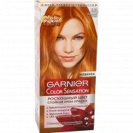 Крем-краска для волос «Garnier Color Naturals» солнечный янтарь 8.24.