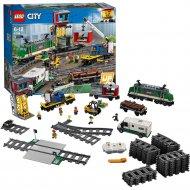 Конструктор «LEGO» City Trains, Товарный поезд
