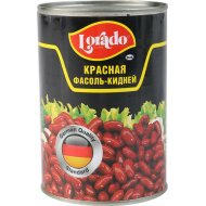 Красная фасоль-кидней «Lorado» 425 мл.