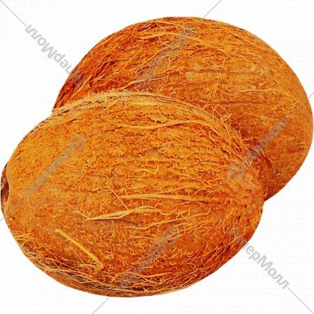 Кокос, 1 кг., фасовка 0.4-0.5 кг