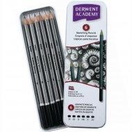 Набор карандашей «Derwent» 2301945, 6 шт