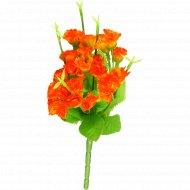 Букет искусственных цветов «Бархатцы».