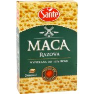 Хрустящие хлебцы «Sante» маца пшенично-ржаная, 180 г.
