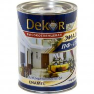 Эмаль «Dekor» ПФ-115, бирюзовый, 0.8 кг