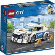 Конструктор «LEGO» City Police, Автомобиль полицейского патруля