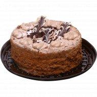 Торт «Шоколадный пломбир» 1 кг.