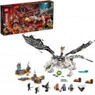 Конструктор «LEGO» Ninjago Dungeon, Дракон чародея-скелета