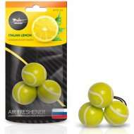 Ароматизатор «Теннис» итальянский лимон, AFTE133.