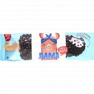 Мороженое молочное «Лама» шоколадное печенье, 65 г