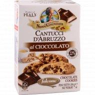 Печенье «Cantucci» с шоколадом 200 г.