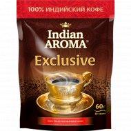 Кофе растворимый «Indian Aroma» Exclusive, 60 г.