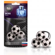 Ароматизатор подвесной «Футбол» boss, AFFO125.