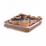 Торт «Ленинградский» люкс, 1 кг.