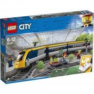 Конструктор «LEGO» City Trains, Пассажирский поезд