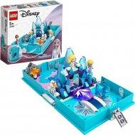 Конструктор «LEGO» Disney Frozen, Книга приключений Эльзы и Нока
